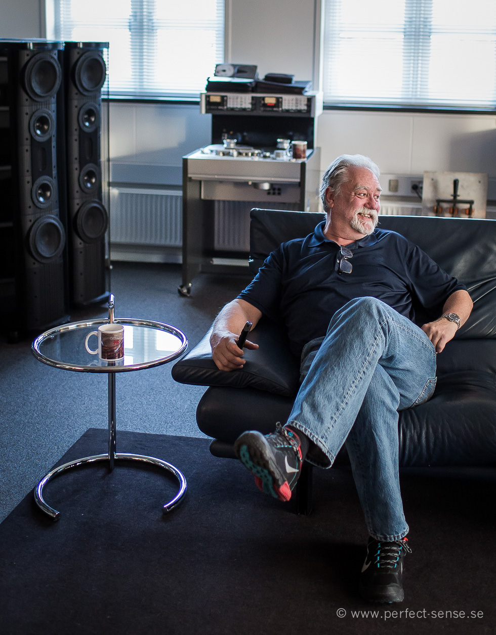 Flemming Rasmussen - Gryphon Audio Design