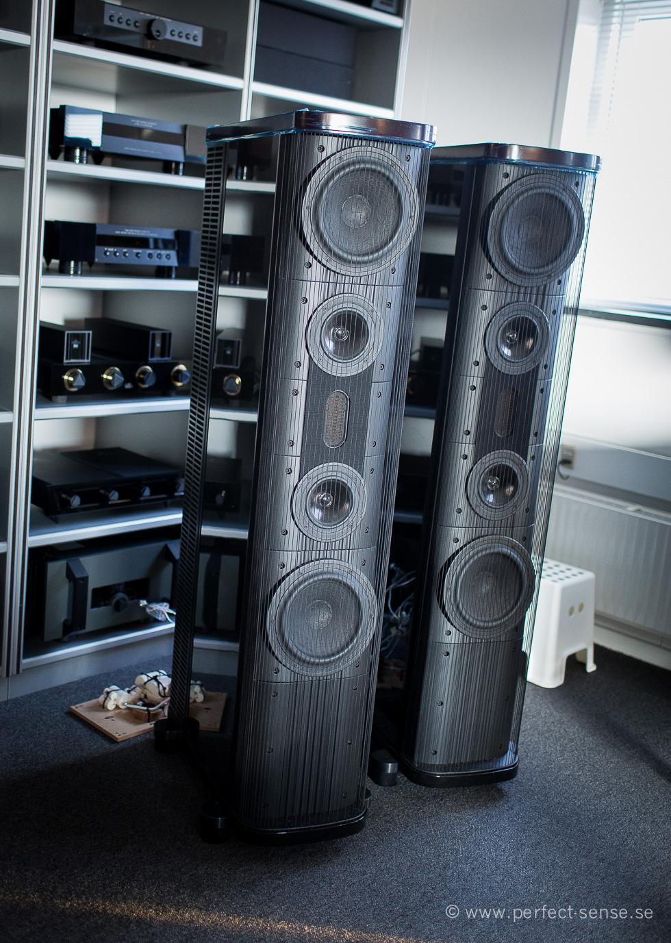 Gryphon Audio Pantheon
